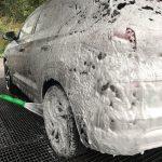 Hyundai Auto waschen Kassel Blauer Elefant